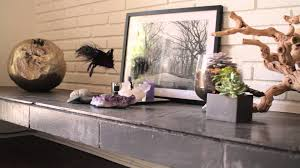 How To Decorate A Table How To Decorate A Living Room With Natural Outdoor Motifs