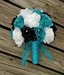 white roses for sale malibu blue black white wedding bouquet malibu blue bouquet