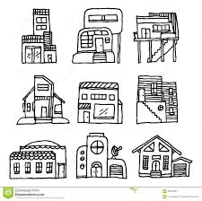 Types Of House Architecture Cartoon Images Of Types Of Houses House And Home Design
