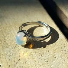 gemstones silver rings images 925 sterling silver natural fire opals gemstones vintage jewelry jpg