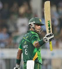 mohammad hafeez biography pakistani cricket players muhammad hafeez