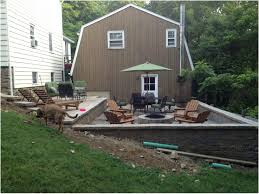 awesome landscaping ideas for downward sloping backyard 54 with