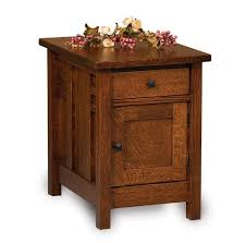 wood end tables with drawers accent tables with drawers mike ferner
