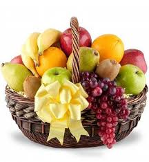 fruit baskets best 25 fruit gift baskets ideas on fruit basket