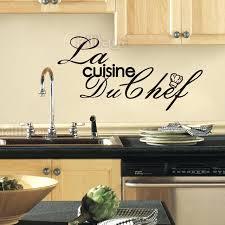 stickers pour cuisine vinyl mural cuisine stickers cuisine du chef vinyl wall