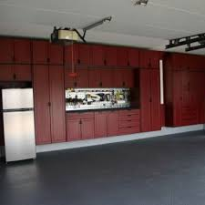 pictures of garage cabinets floor coatings and slatwall systems