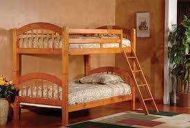 Wood Frame Bunk Beds 17 Cool Types Of Bunk Beds The Sleep Judge