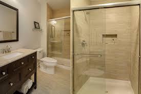 remodeling ideas for bathrooms steve emily s bathroom remodel pictures home remodeling