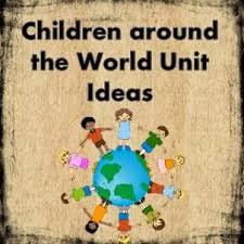 early childhood teaching ideas children around the world