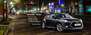 hyundai veloster turbo blacked out veloster turbo hyundai centurion