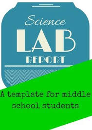 lab report template middle school the 25 best lab report template ideas on scientific