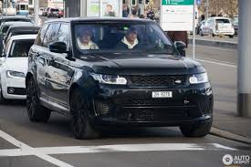 land rover sport land rover range rover sport svr 6 march 2017 autogespot
