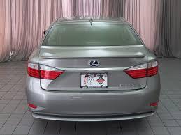 lexus es hybrid sedan 2015 used lexus es 300h 4dr sedan hybrid at north coast auto mall