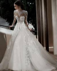 lace wedding dress with sleeves beautiful lace wedding dresses with sleeves naf dresses