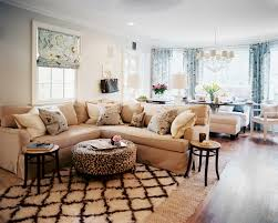 Light Brown Leather Couch Decorating Ideas Living Room Curtains Photos 8 Of 10