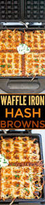 waffle iron hash browns averie cooks