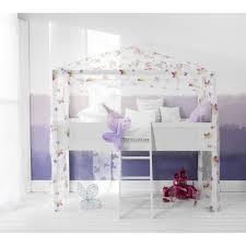 cabin beds for girls butterflies 4 poster mid sleeper cabin bed noa u0026 nani