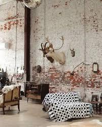 Interior Wall Materials 55 Brick Wall Interior Design Ideas Art And Design