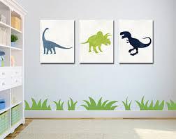 dinosaur decor dinosaur nursery dinosaur wall art