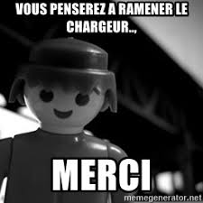 Merci Comme Meme - alors comme ça on se fout de ma gueule playmobil meme generator