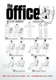 Exercise At The Office Desk Workout At Office Desk Best Workouts Ideas On Easy No