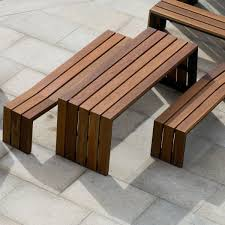 Designer Outdoor Benches  Seats Tait - Designer outdoor table