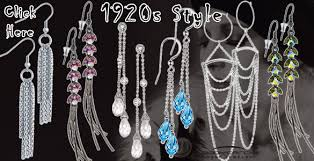 20s earrings and history what to wear to the scariest places in