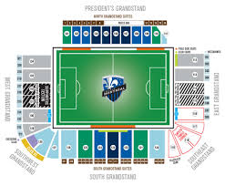 Mls Teams Map Seating Maps Montreal Impact