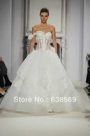 Vintage Ball Gown Strapless Tulle Wedding Dress With Detachable Fashion Bridal Gown V Neck Fitted Illusion Tulle See Trough Long