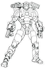 iron man 3 coloriages  ewenchiame