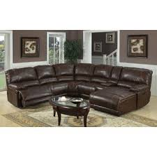 reclining sectionals you u0027ll love wayfair
