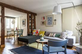separation cuisine salle a manger salon et salle manger comment d limiter les espaces con separation
