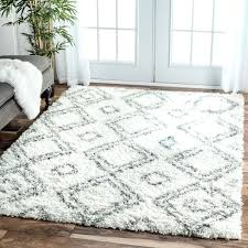Area Rug Grey by Gray Furry Rug Gray Fluffy Rug Rugs Usa Area Rugs In Many Styles