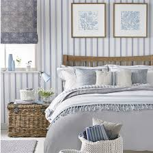 Blue And White Bedrooms 5 Fool Proof Restful Colour Schemes For Bedrooms Ideal Home
