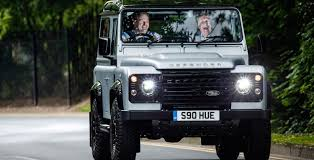 2019 Land Rover Defender To Be Brand U0027s Most Capable Off Roader