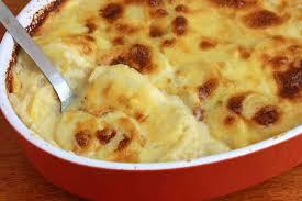 thanksgiving scalloped potatoes perfectly creamy au gratin potatoes the daring gourmet