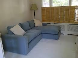 Macys Sleeper Sofa Alaina by Stella Chaise In Brushed Linen Cotton U0027lagoon U0027 Http Www Sofa Com