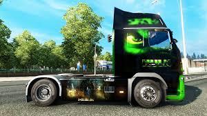 volvo truck trailer skin for volvo truck for euro truck simulator 2