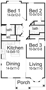 three bedroom two bath house plans best 25 3 bedroom house ideas on house floor plans