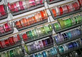 Storage Ideas For Craft Room - craft room storage ideas ribbons adhesive and ink 3birds studio