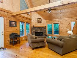 lake lure log cabin for sale 664 sweetbriar road