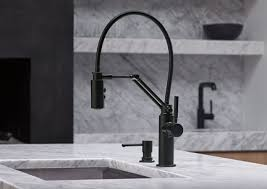 industrial kitchen faucets brizo fashion brand for kitchen and bath faucets brings eco