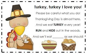 thanksgiving poems for adults bad