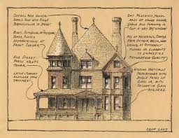 original queen anne house plans design sweeden