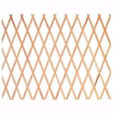traliccio legno traliccio in legno rete estensibile mt 3x1 100x300 per piante
