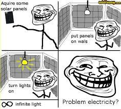 Electricity Meme - unlimited electricity meme by chrishelou98 memedroid