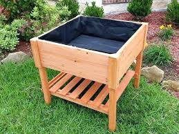 raised garden beds plans free how to make a garden box