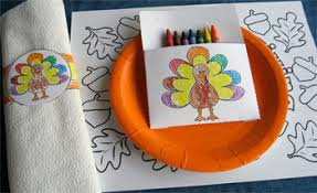 thanksgiving dinner ideas and free printables