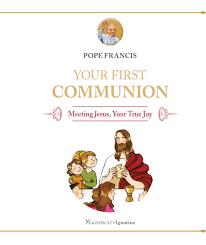 your first communion hardback ignatius press