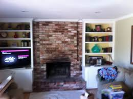 fireplace refacing tracy handyman services